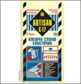 Артисан С-17 Клеющая смесь эластичная (25кг)