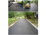 Асфальтирование дорог: устройство верхнего слоя