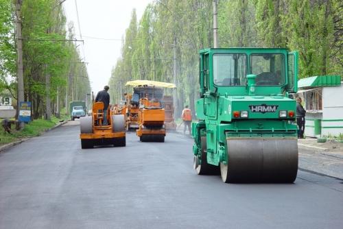 Асфальтирование площадок, благоустройство территорий, строительство дорог