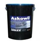 ASKOWIL (Асковиль) Эластичная битумно-каучуковая мастика на основе растворителей. Клей для рубероида