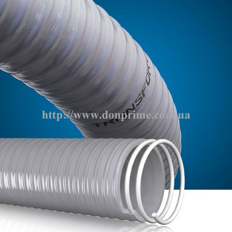 Ассенизаторный трубопровод, трубопровод для ассенизатора ПВХ, трубопровод ассенизаторный