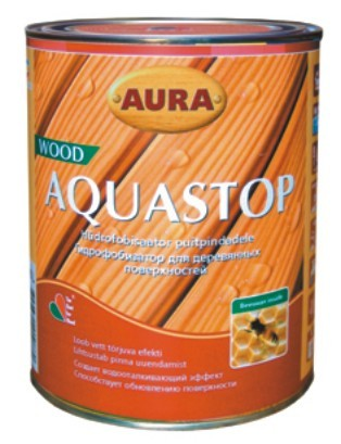 Aura AQUASTOP Wood 1 л.