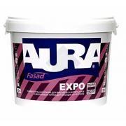 Aura Facade Еxpo 10 л. (фарба в/емульс. фасадна)