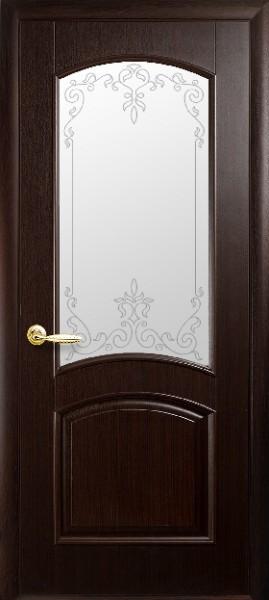 Межкомнатные двери ПВХ, Новый Стиль, коллекция Интера De Luxe Р, Аve Р3 с рисунком