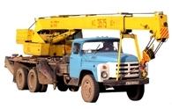 Автокран КС-3575А грузоподъемностью 10т.
