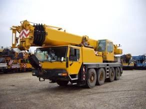 Автокран Liebherr 2000г/в. LTM 1080/1 грузоподъемностью 80 тонн.