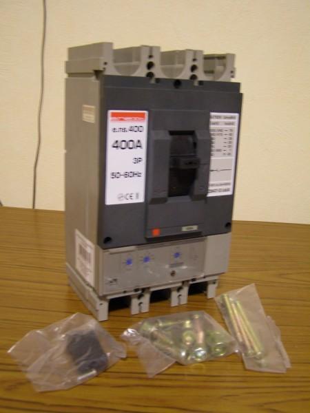Автомат ENEXT NS 400N 3-п. 400А