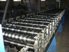 Автоматическая линия для производства профнастила НС-40