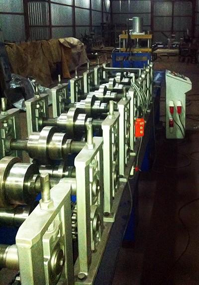 Автоматическая линия для производства профнастила С-8