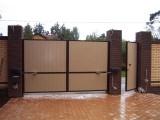 Автоматические ворота Киев, установка автоматических и обычных ворот в Киевской области и Киеве