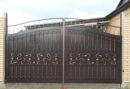 Автоматические ворота любой сложности и дизайна. Автоматика для всех типов ворот.