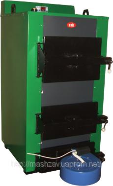 Фото  1 Твердотопливный котел КОТВ-50Т (с блоком управления и вентилятором) 1745339