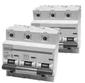 Автоматический выкл. ВА-2003 3р 50А-63-80-100А