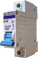 Автоматический выкл. ВА-2006 1р 1А (2-3-4-5-6-10-16- 20-25-32-40-50-63А)