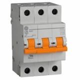 Автоматический выключатель 3P 80A 6кА AEG GE