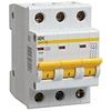 Автоматический выключатель BA47-29M 3P (10A, 16A, 20A, 25A)