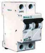 Автоматический выключатель Eaton (Moeller series) PL4-C16/2 характеристика С 4,5kA