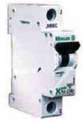 Автоматический выключатель Eaton (Moeller series) PL4-C6/1 характеристика С 4,5kA