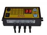 Фото  5 Автоматика Atos c вентилятором X2 для твердотопливного котла 5863266