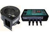 Фото  4 Автоматика для твердотопливного котла TAL RT-22 c вентилятором NWS-75 4980424