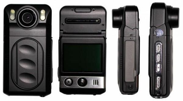 Автомобильный видеорегистратор F500LHD
