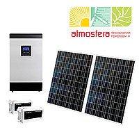 Фото  1 Автономная солнечная электростанция 0,4 кВт 1915494