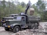 Автосамосвал КрАЗ256