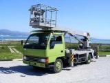 Автовышка Mitsubishi Canter высота подъема 16 метров