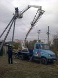 Автовышка услуги Киев
