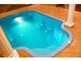 Бассейн стекловолоконный 5 х 3 х1,7 - строительство бассейнов