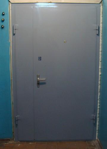 Ремонт металлических дверей в барнауле
