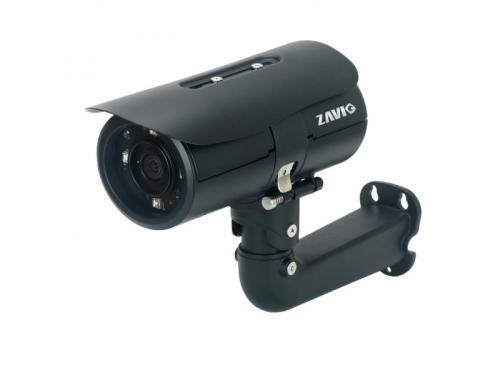 B7210 - наружная, фиксированная IP-камера c режимом день-ночь FULL HD 1920x1080 при 30 к/с. Поддержка SD карт.