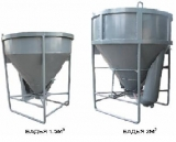 Бадья для бетона бункер для бетона бункер бетонной массы ББМ