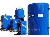 Фото  5 Бак аккумулятор Идмар 5200 литров для системы отопления с утеплением и стальным корпусом. Буферные емкости. 5745495