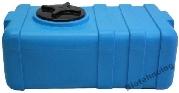 Фото  1 Бак, бочка, емкость 100 литров пищевая прямоугольная SG 1985421