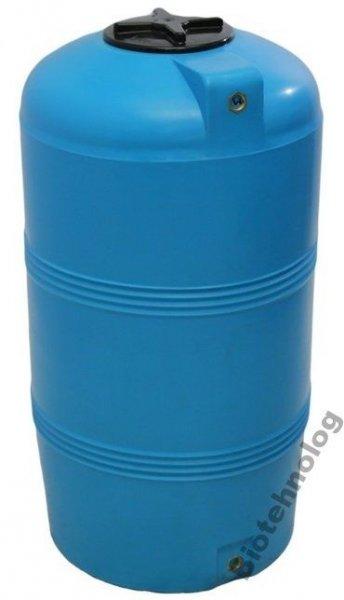 Фото  1 Бак, бочка, емкость 250 литров пищевая вертикальная 200 300 V 1985427