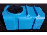 Фото  4 Бак, бочка, емкость 300 литров пищевая прямоугольная, крышка d 35 см SК 4985435