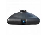 Фото  1 Бак для душа пластиковый 200 литров (емкость для душа) с насадкой лейкой 2092488