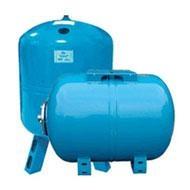 Бак расширительный ULTRA-PRO 80 л, 10 атм. 10 bar, синий D 1, верткальный, ZILMET