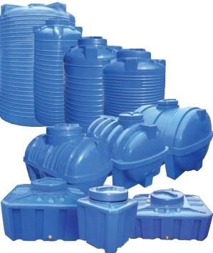 Баки для хранения и транспортировки питьевой воды Pовно