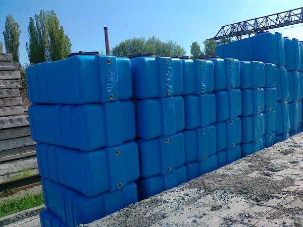 Баки для воды по самой низкой цене в Украине !!!!