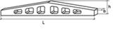 Балка 2БСП-12 (2БСО12) різних навантажень Балка 1БСП-12 (1БСО12) різних навантажень