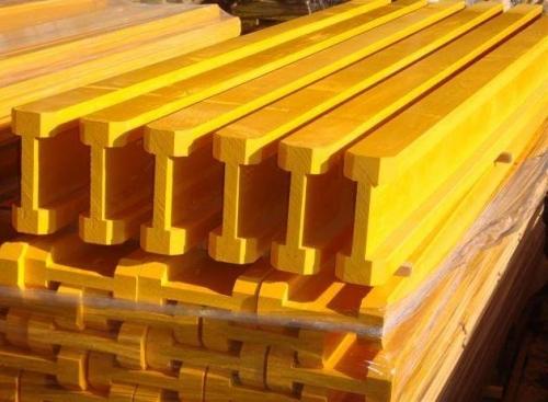 Балки деревянные двутавровые применяются, главным образом, в строительстве в качестве перекрытий и стропил.