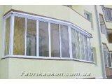 Балконы под ключ недорого, остекление балконов