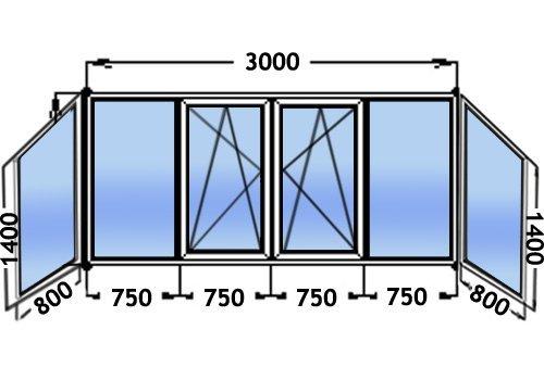 Фото 3 Металлопластиковые окна - Левый берег и Правый берег Киева 327724