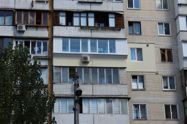 Балкон под ключ в 96 серии дома (6м)