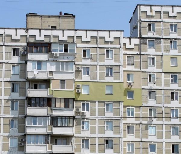 Балкон под ключ в серии дома АППС