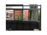 Фото  1 Балкон с наклонно-раздвижной системой 1444799