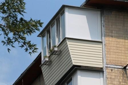 Балконы Киев
