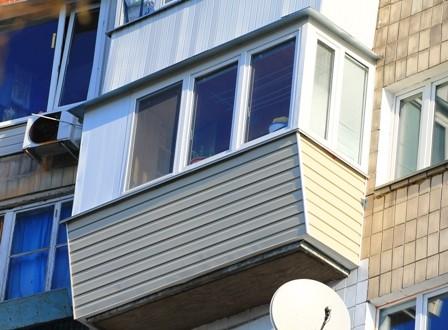 Балконы под ключ Киев